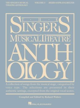 Singer's Musical Theatre Anthology: Mezzo Soprano