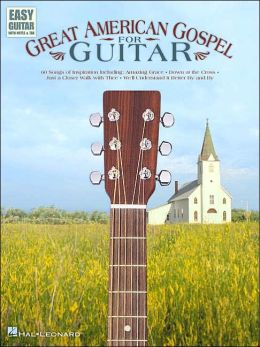 Great American Gospel for Guitar