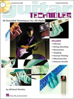 Guitar Techniques: Softcover with CD
