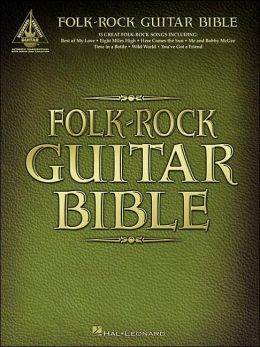 The Folk-Rock Guitar Bible