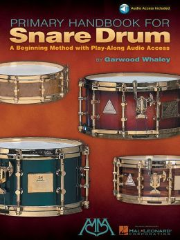 Primary Handbook for Snare Drum: A Beginning Method with Pay-Along CD