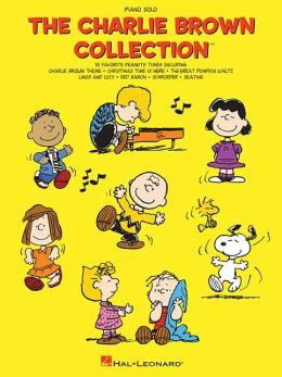 The Charlie Brown Collection: Piano Solo