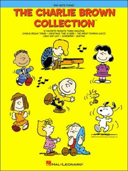 The Charlie Brown Collection: 12 Favorite Peanuts Tunes: Big Note Piano