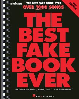 The Best Fake Book Ever