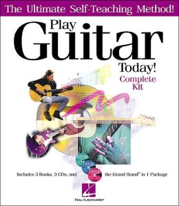 Play Guitar Today: The Ultimate Self-Teaching Method
