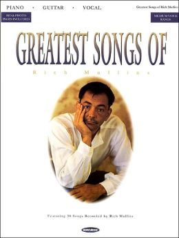 Greatest Songs of Rich Mullins
