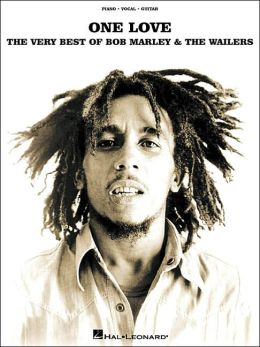 One Love: The Very Best of Bob Marley and the Wailers (Piano/Vocal/Guitar Artist Songbook Series)