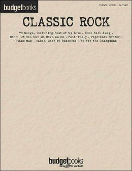 Classic Rock - Piano/Vocal/Guitar