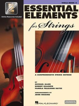 Essential Elements 2000 for Strings: A Comprehensive String Method: Viola Book 2