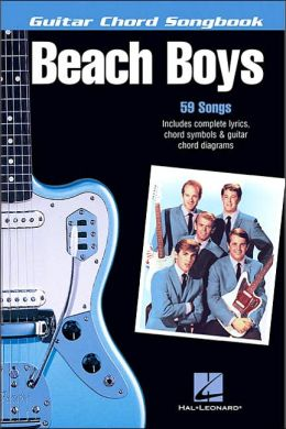 Beach Boys Guitar Chord Songbook