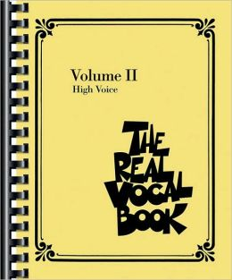 The Real Vocal Book - Volume 2: High Voice