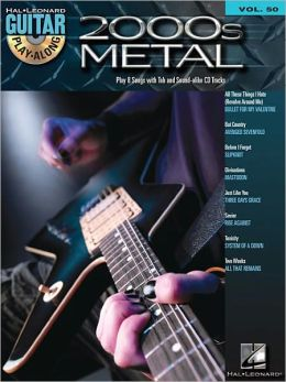Nu Metal: Guitar Play-Along Volume 50