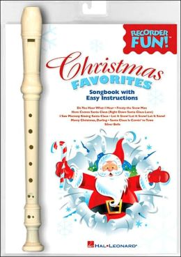 Christmas Favorites - Music Fun! Recorder