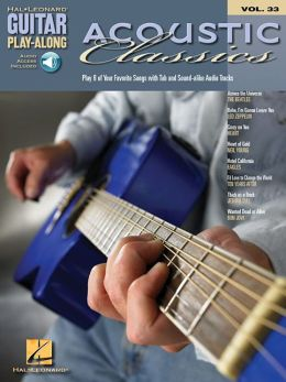 Acoustic Classics - Guitar Play-Along