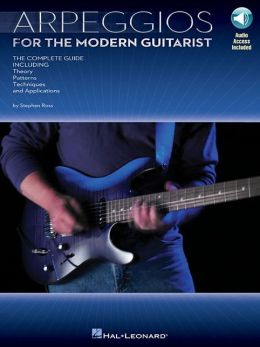 Arpeggios For The Modern Guitarist - Cd/pkg