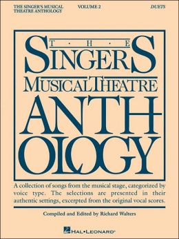 The Singer's Musical Theatre Anthology - Duets Accompaniment