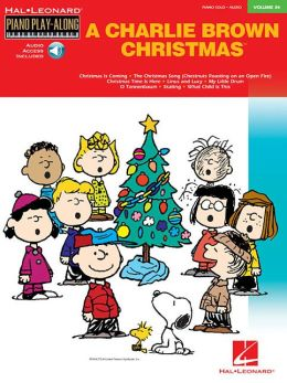 Charlie Brown Christmas: Piano Play-Along Series Volume 34