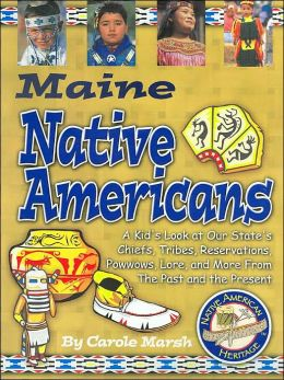 Maine Native Americans (Native American Heritage Series)