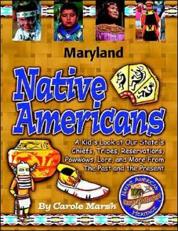 Maryland Native Americans