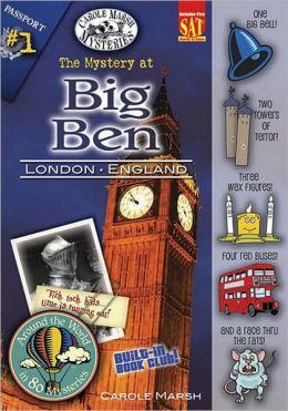 Mystery at Big Ben (London, England)