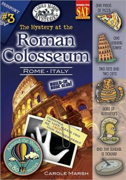 Mystery at the Roman Coloseum