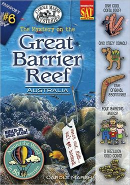 Mystery on the Great Barrier Reef (Australia)