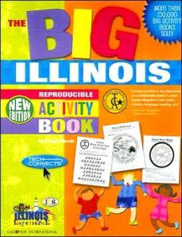 Big Illinois Activity Book! (Revised)