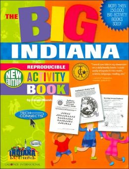 The Big Indiana Reproducible Activity Book