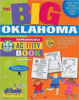 Big Oklahoma Reproducible Activity Book