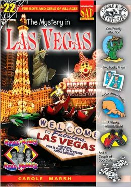 Mystery in Las Vegas (Real Kids Real Places Series, Volume 22)