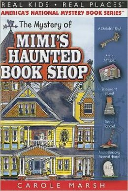 Mimi's Haunted Book Shop Mystery