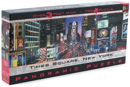 Buffalo Panoramic 750 Piece Puzzle Assortment