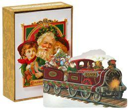 Ephemera Assorted Christmas Boxed Card Set of 24