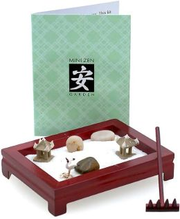 the mini zen garden kit walmartcom party invitations ideas. Black Bedroom Furniture Sets. Home Design Ideas