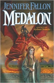 Medalon: Book One of the Demon Child Trilogy (Hythrun Chronicles Series #1)