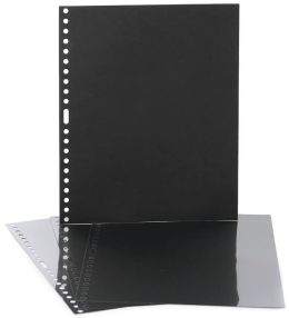 Refill Pages 10 pack deluxe Portfolio Binder