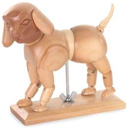 Wooden Dog Artist's Model
