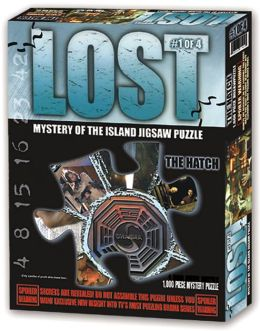 Lost 1000 piece Puzzle - #1 The Hatch
