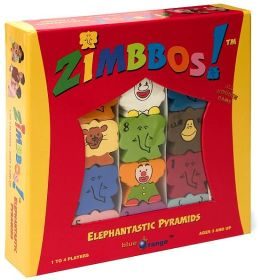 Zimbbos! Elephantastic Pyramids Game