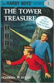 The Tower Treasure / The House on the Cliff (Hardy Boys Mystery Series)
