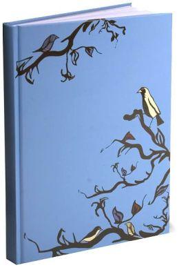Blue Bird Chat Sketchbook