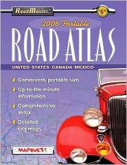 2006 RoadMaster Portable Road Atlas