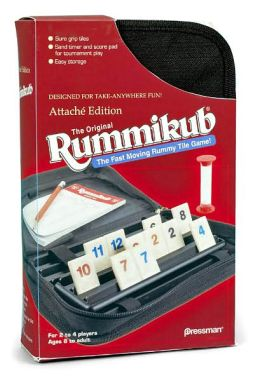 Rummikub Attache Travel Game
