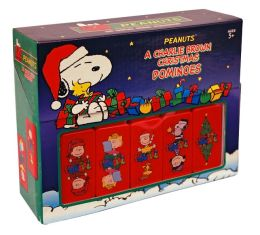 Charlie Brown Christmas Dominoes