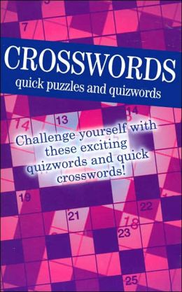 Crosswords: Quick Puzzles and Quizwords