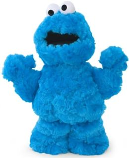 Sesame Street Cookie Monster 14 inch plush doll