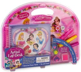 Disney Princess Storybook Lap Desk
