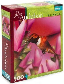 Audubon Bird 500 Piece Puzzle Asst (2008)
