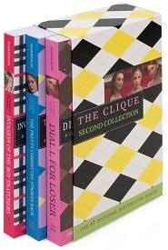 Clique Boxed Set #2 (Clique Series)