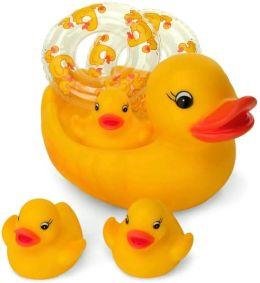 Bath Set Duck